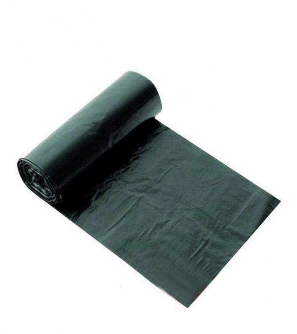 Vrečka za smeti HDPE 60 L črna