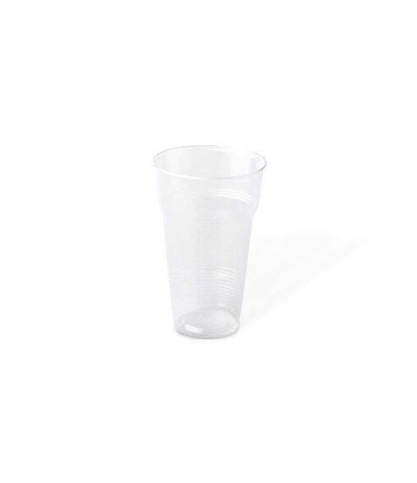 Kozarec 500 ml prozoren PP (50 kos/pak)