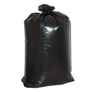 Vrečka za smeti LDPE+HDPE 120 L črna (50 kos/pak)