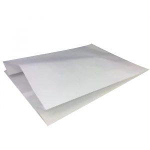 Papirnata vrečka 180x90x300 mm bela (2000 kos/pak)