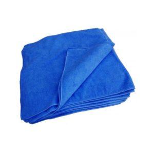 Krpa iz mikrovlaken univerzalna 30x30cm, modra