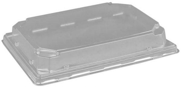 Pokrov za suši posodico PET 242х168х30 mm (220 kos/pak)
