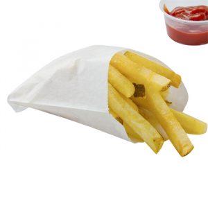 Vrečka za krompirček 115 x 100 mm (3000 kos/pak)