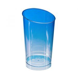 Finger food posodica PS 150 ml d=50 mm Stožec prozorna (10 kos/pak)
