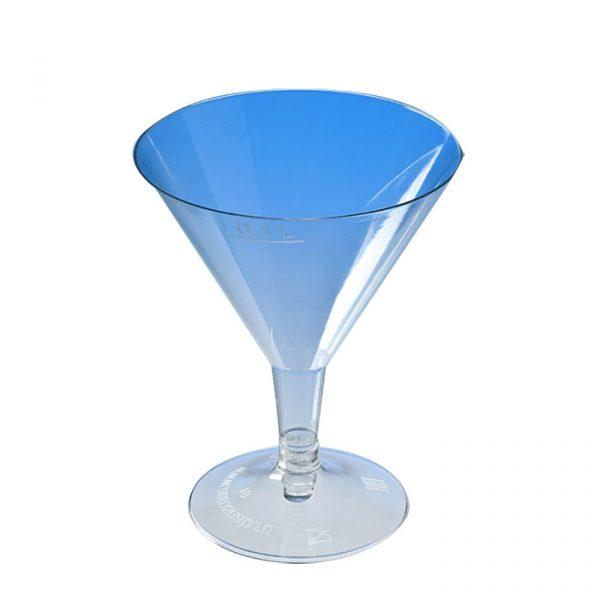 Martini kozarec PS 100 ml prozoren