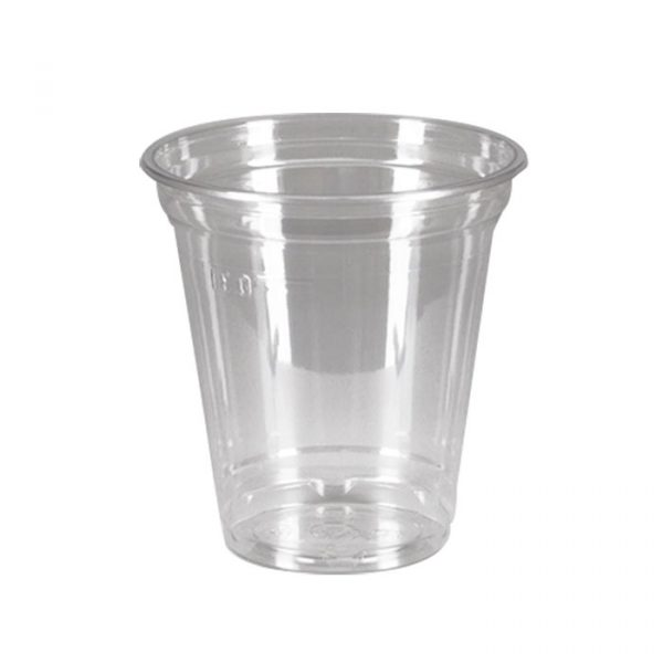 Kozarec PET 350 ml prozoren (50 kos/pak)