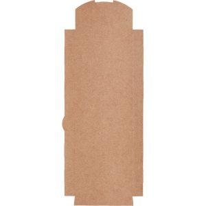 Embalaža za tortiljo, wrap 210x80x60 mm kraft (50 kos/pak)