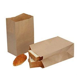 Papirnata vrečka 180 х 120 х 290 mm kraft (600 kos/pak)