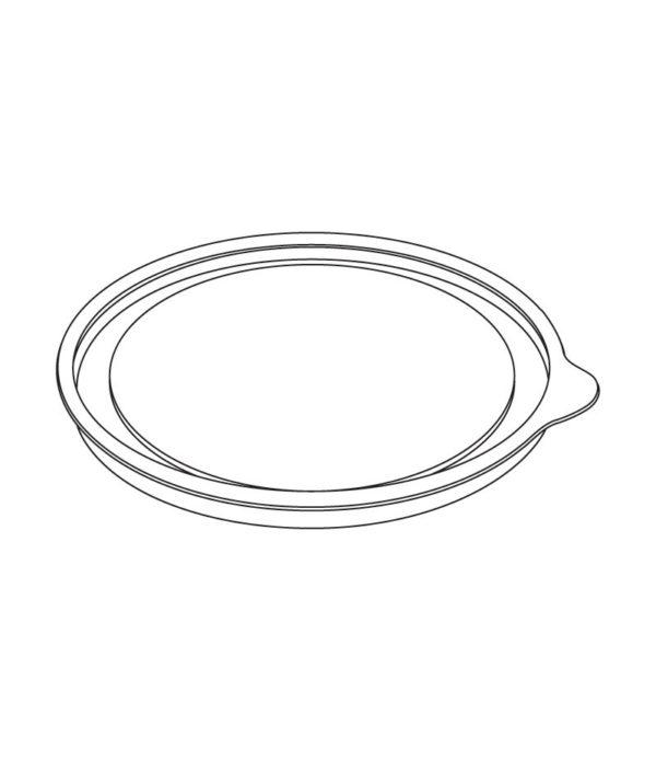 Pokrov standard d=99mm h=6mm, CK-180K (1100 kos/pak)