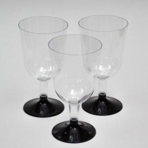 Vinski kozarec 200 ml, prozoren (324 kos/pak)