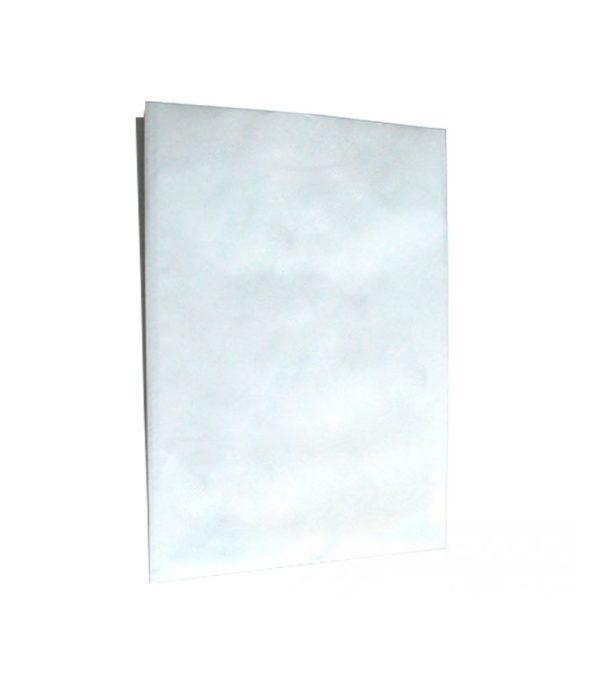 Papirnata vrečka 145x90x320mm , laminirana brez potiska (1000 kos/pak)