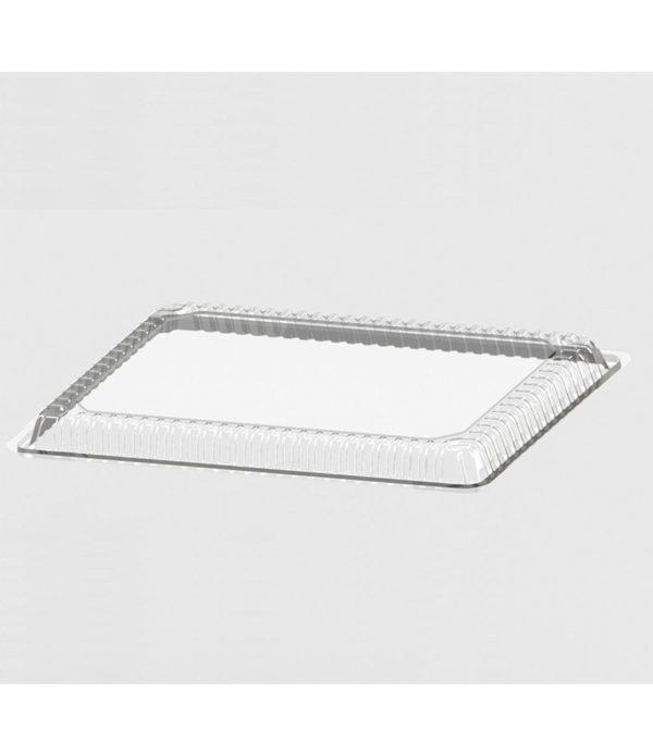 Pokrov za posodico za suši KD-004 306x216x43mm, prozoren, PS (200 kos/pak)