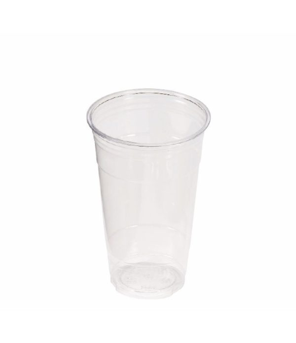 Kozarec PET TaMbien 500 ml d=98 mm prozoren (50 kos/pak)