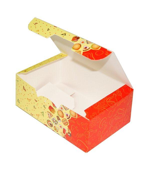 Papirnata embalaža 150x91x70 mm Rog izobilja (225 kos/pak)