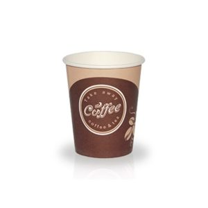 Papirnat kozarec Coffe take away 400 ml, d=90 mm (50 kos/pak)