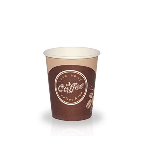 Papirnat kozarec Coffe take away 400 ml, d=90 mm (50 kos/pak)