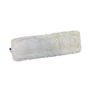 Krpa za tla 40x14cm, na žepke/za vpet, bombaž