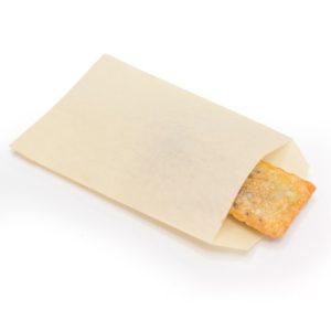 Papirnata vrečka za fast-food 110 x 180 mm kraft (3000 kos/pak)