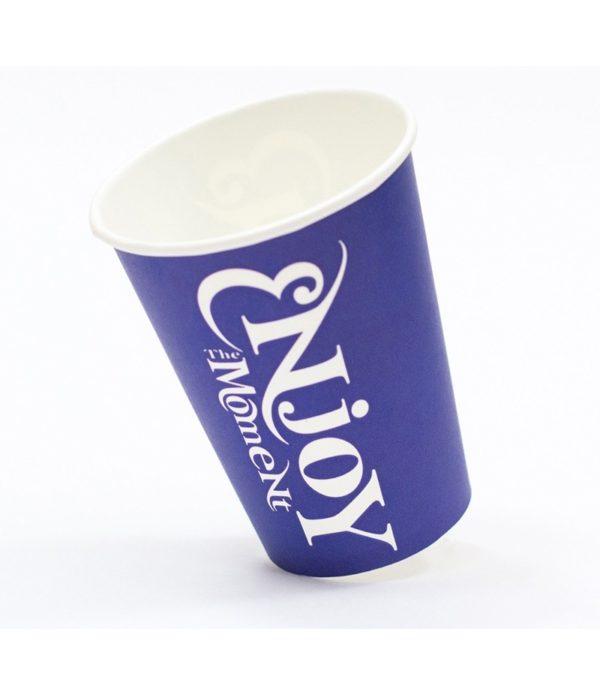 Papirnat kozarec 300 ml d=90 mm 1-slojni Enjoy the Moment (50 kos/pak)