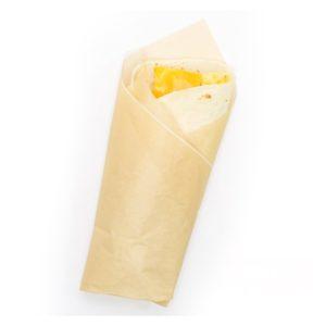Ovojni papir za hamburgerje 305x305mm, kraft