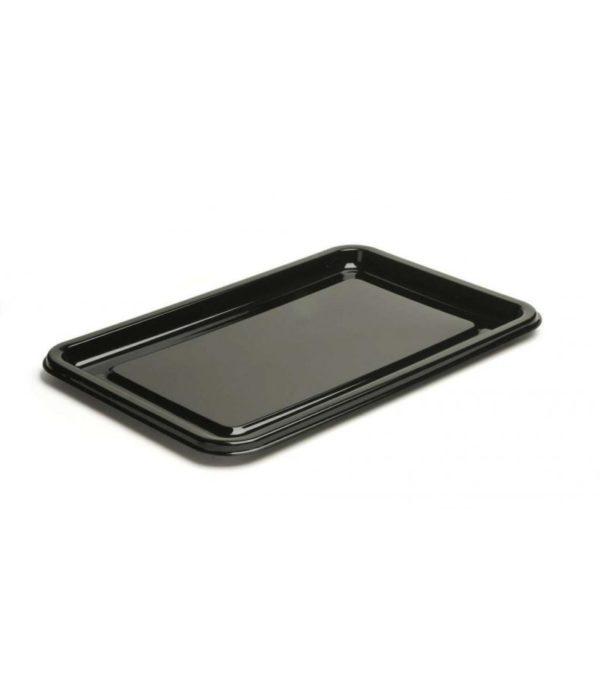 Pladenj Sabert 35×24 cm črn (10 kos/pak)
