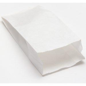 Papirnata vrečka 140 x 60 x 290 mm bela (3000 kos/pak)