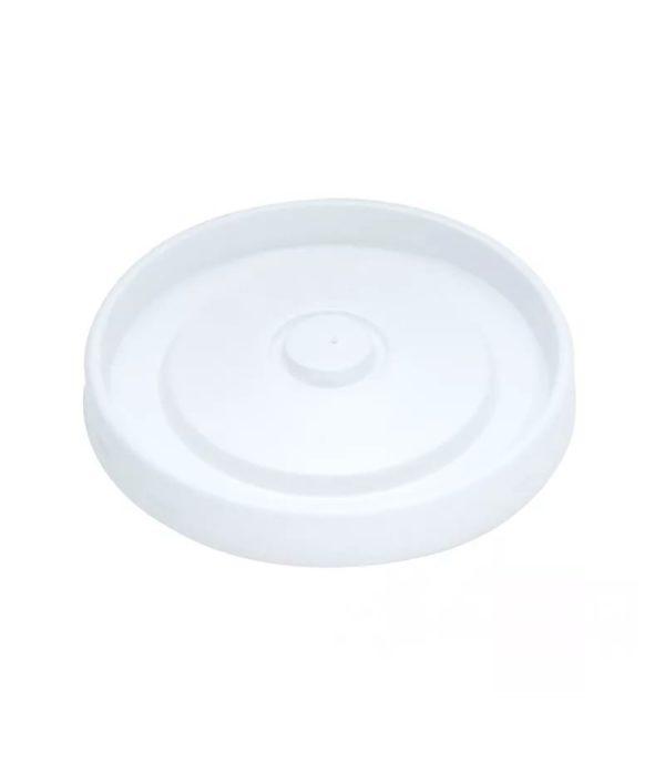 Pokrov PP za papirnato posodico 500 ml d=121 mm (50 kos/pak)