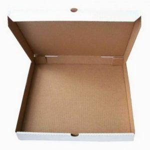 Škatla za pico 330x330x40mm, mikro-val karton