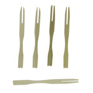 Vilica iz bambusa 9 cm100 kos/pak
