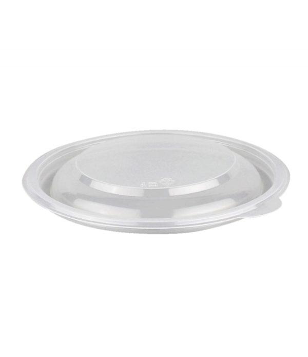Pokrov PP d=144 mm prozoren (50 kos/pak)