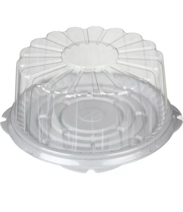 Posodica za torto (pokrov) PS d=260 mm h=112 mm (100 kos/pak)