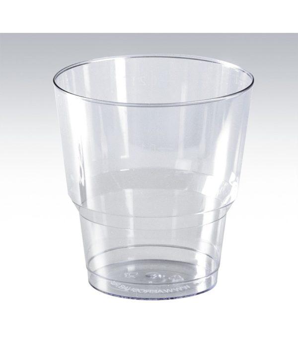 Kozarec PS 200 ml prozoren Kristal (50 kos/pak)
