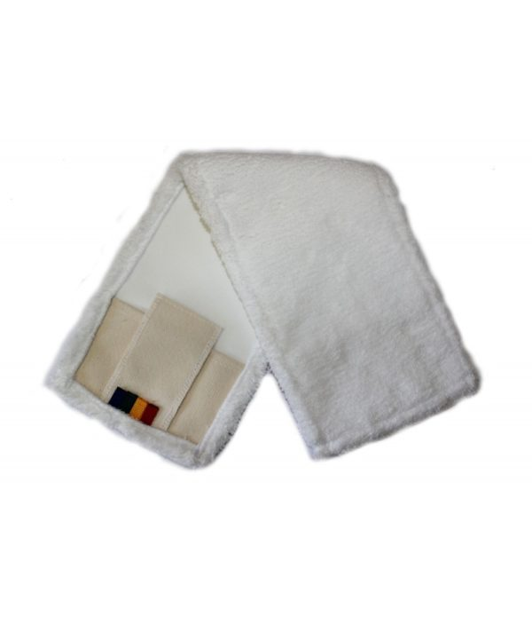 Krpa za tla 50×14 cm žep / krilo iz mikrovlaken
