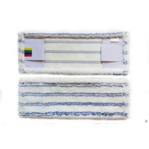 Krpa za tla 50×14 cm žep / krilo iz mikrovlaken s trdim abrazivom