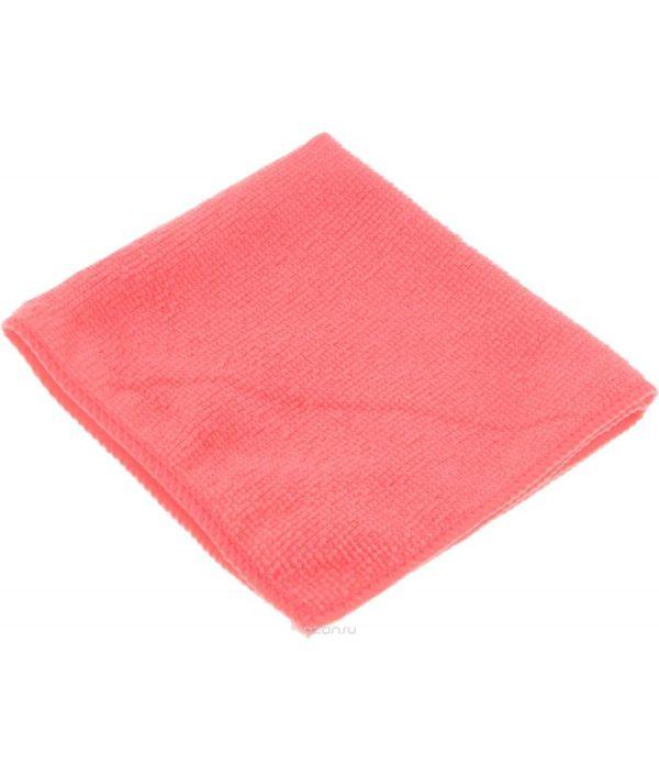 Krpa iz mikrovlaken univerzalna 30×30 cm rdeč