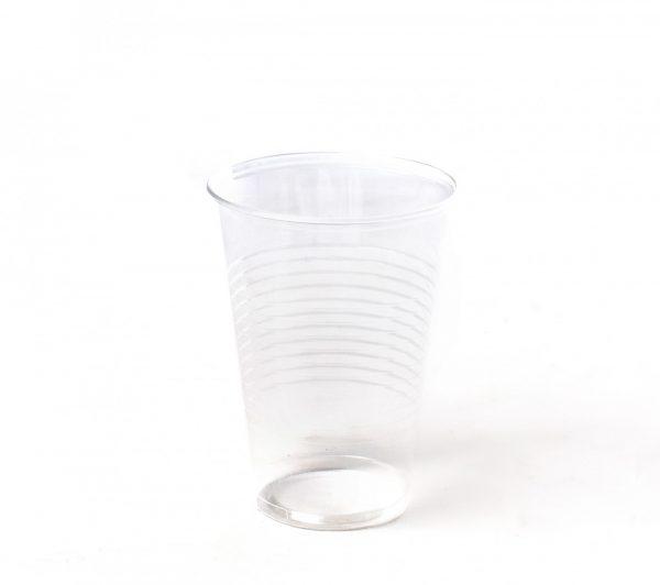 Kozarec PP 200 ml prozoren (200 kos/pak)