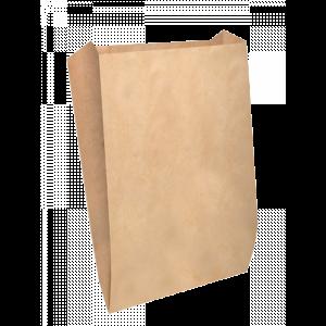 Papirnata vrečka 140 х 60 х 250 mm kraft (2500 kos/pak)
