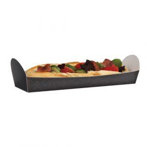 Papirnat čolniček za bageto (50 kos/pak)