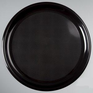 Pladenj za pico PS 35 cm črn (12 kos/pak)