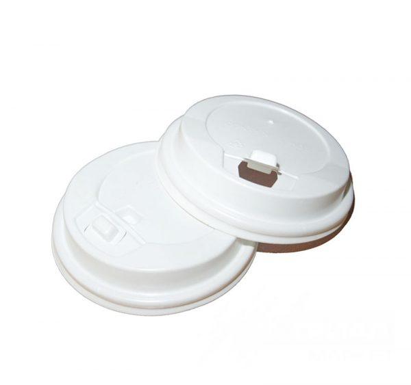 Pokrov PS d=80 mm bel (100 kos/pak)