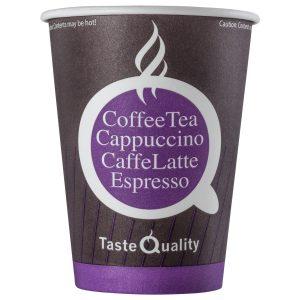 Papirnat kozarec za tople napitke 300 (430) ml COFFEE TQ (50 kos/pak)