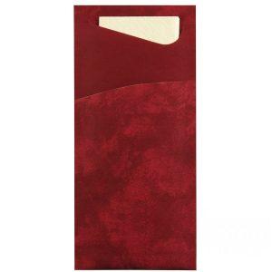 Žepek za pribor s prtičkom 2 plast.