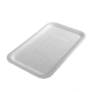 Pravokoten krožnik EPS 225 х 135 х 10 mm (450 kos/pak)