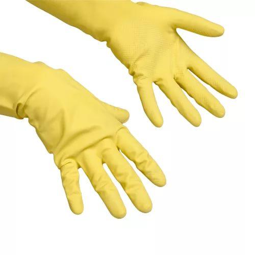 Gospodinjske rokavice Vileda rumene XL
