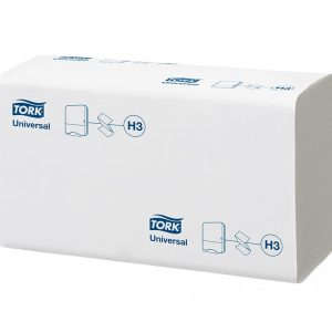 Papirnate brisače ZZ 1 sl 250 l/pakTork Universal H3 (120108)
