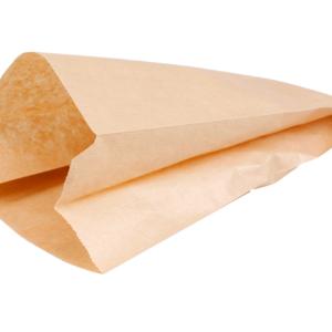 Papirnata vrečka 140 x 60 x 250 mm rjava (1000 kos/pak)