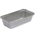 Aluminijaste posode za hrano
