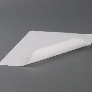 Ovojni papir za hamburgerje 305х305 mm voščen, bel (3000 kos/pak)