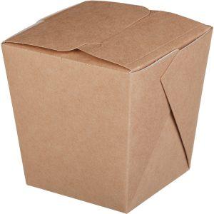 Papirnata škatla ECO NOODLES 560 ml (35 kos/pak)