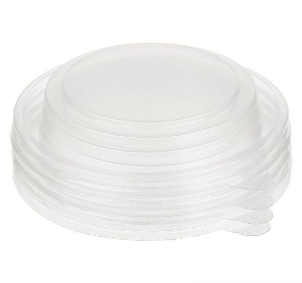 Pokrov PP za papirnato posodico Tambien 380/520 ml d=110 mm (50 kos/pak)